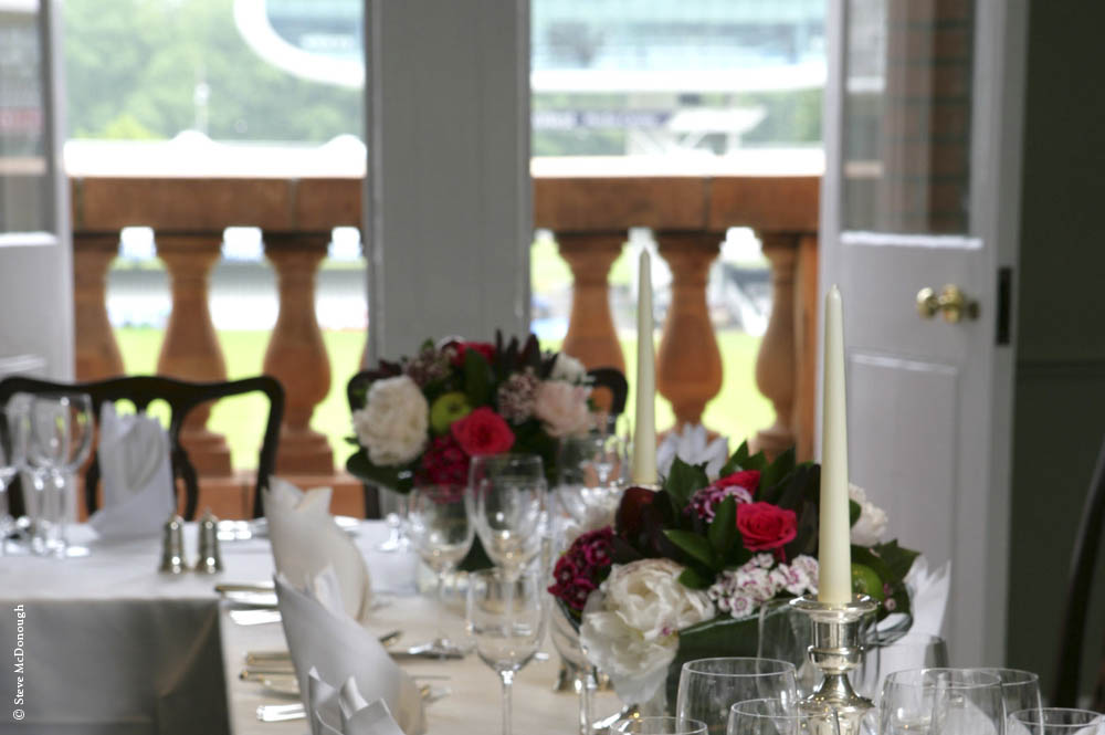 Charity Package Committee Dining Room