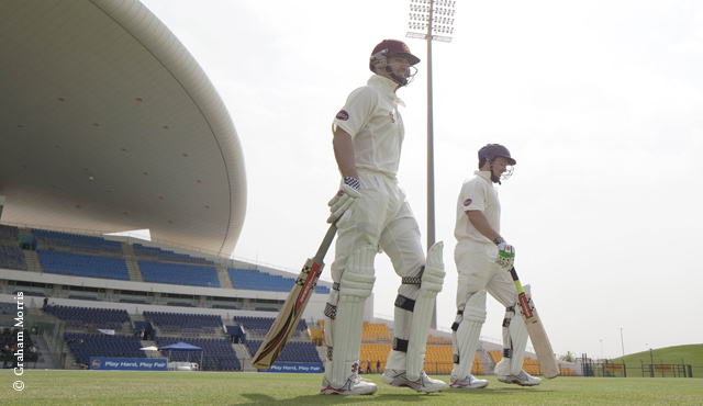 MCC in action in Abu Dhabi