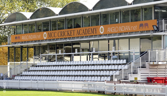 New vision for MCC Cricket Academy