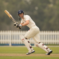 Adam Hose playing for MCC in 2013