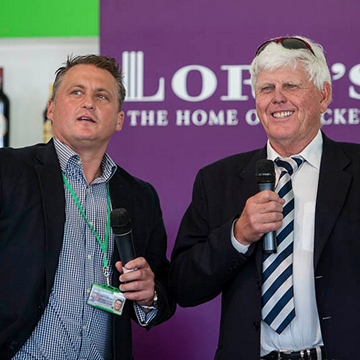 Famous faces at The Ashes Club