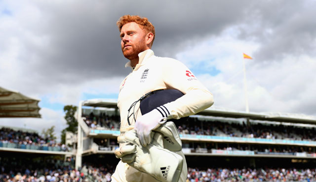 Jonny Bairstow's autobiography is one of the six shortlisted books