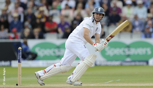 Ballance made a century at Lord's