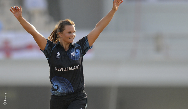 Suzie Bates will captain the Rest of the World side