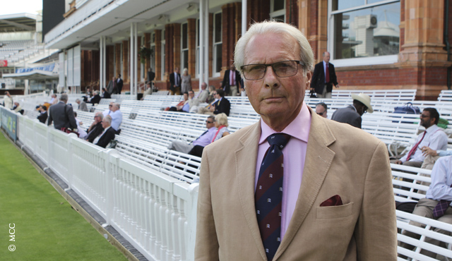 Peter Beton, a Middlesex Member, knows Lord's better than most
