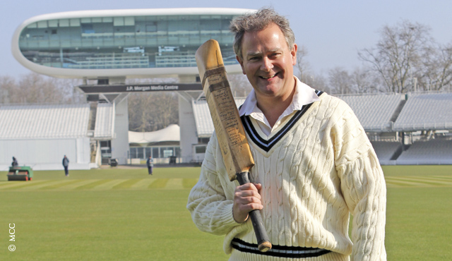 Downton star at Lord's