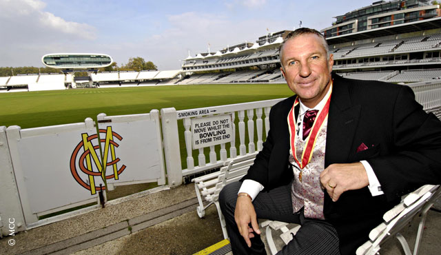 Botham will deliver the lecture in September 2014