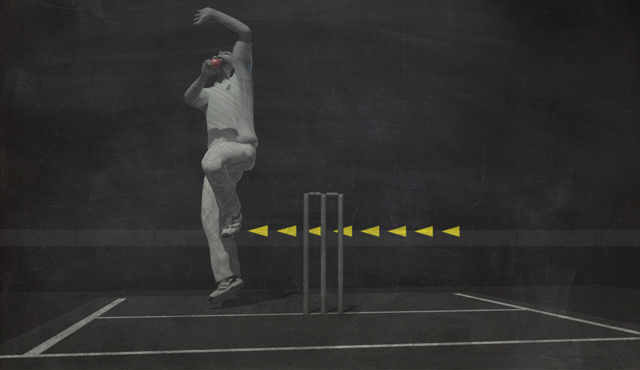 Laws of Cricket animations - English
