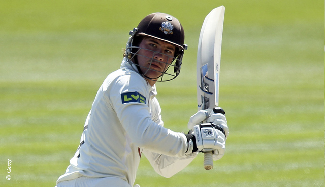 Burns turns the heat on Middlesex