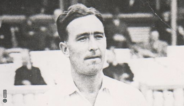 Dennis Compton played cricket and football for England