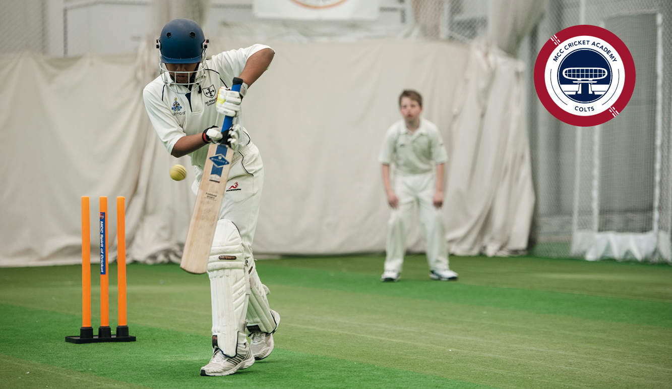 MCC Cricket Academy Colts - Age 11-16