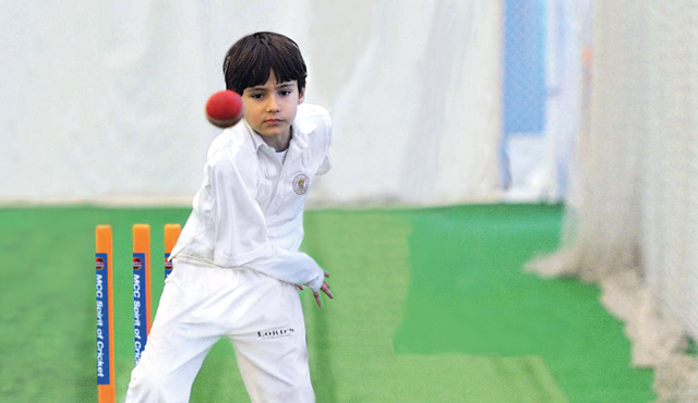 Cricket Cubs - Age 5-7