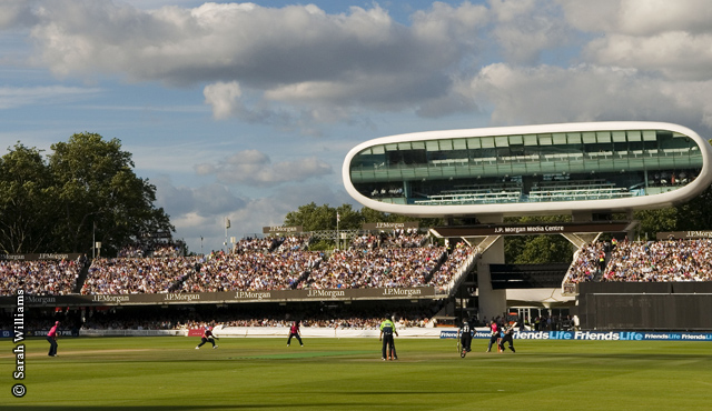 Lord's sells out for London Derby