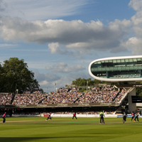 Lord's crowd