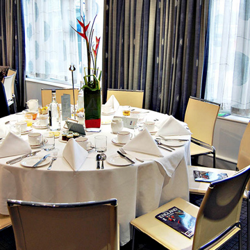 Hospitality at the Danubius Hotel