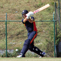 Neil Dexter Nepal cricket