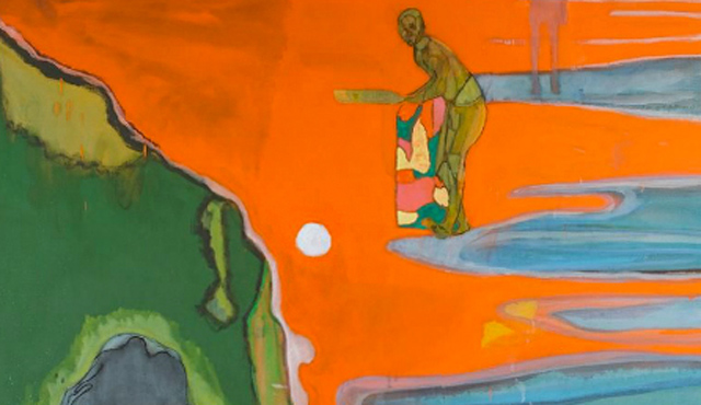 Memory Man: Peter Doig on cricket, Francis Bacon and abstraction
