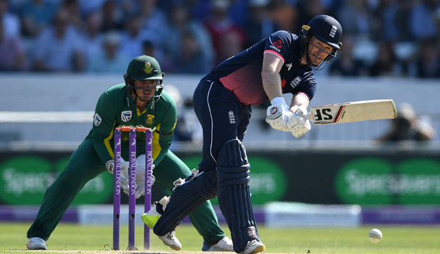 Stokes ton sees England secure Series win
