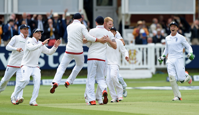 England play three matches at Lord's in 2016