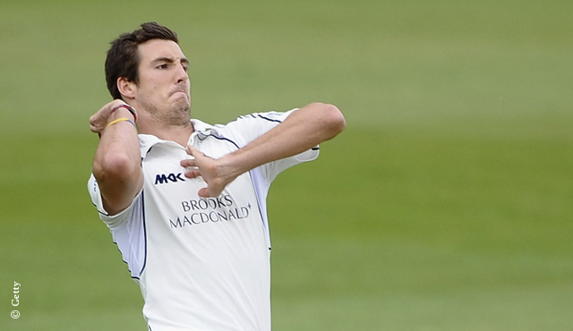 Finn on song as Middlesex take control