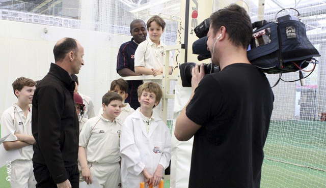 Filming took place in the MCC Academy