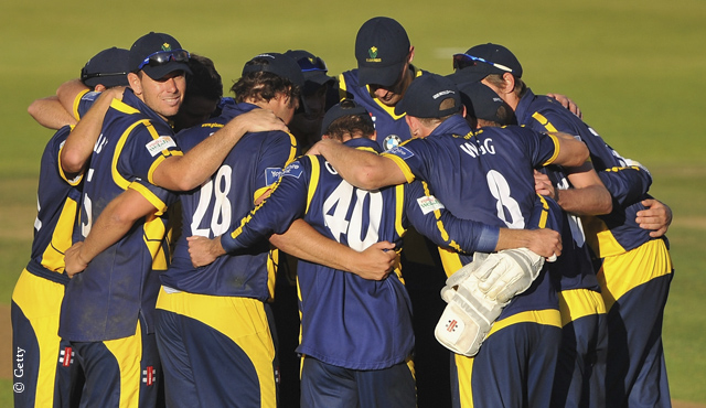 Glamorgan reach YB40 Final