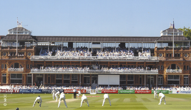 MCC confirm full 2013 Lord's fixture list