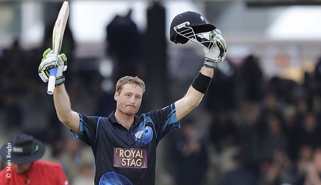 Five-for: Guptill hammers England in ODI