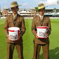 Lord's raise £20K for Gurkha Welfare Fund earthquake appeal