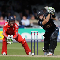 IN PICTURES: ENGLAND V NEW ZEALAND ODI
