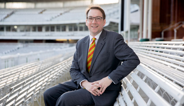 Jamie Clifford begins MCC Assistant Secretary Role