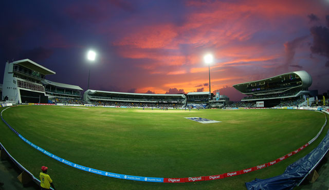 The four-day/night match will take place at the Kensington Oval
