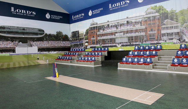 Lord's Cricket Ground launched at Kidzania