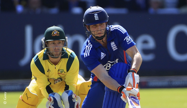 Kieswetter gets into the Spirit of Cricket
