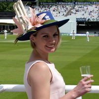 Ladies Day at Lord's