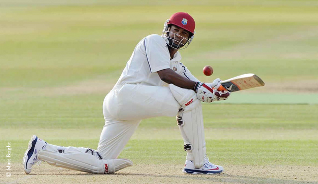 Brian Lara was in superb form