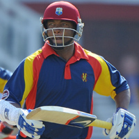 Brian Lara batting for MCC