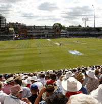 Lord's from the Edrich Stand