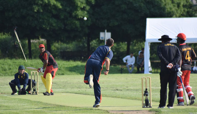 Undefeated start for MCC in Germany