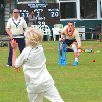 MCC coaching RBCC youngster
