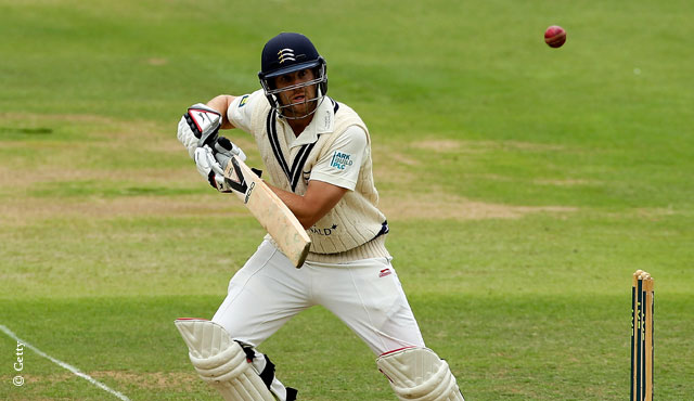 Dawid Malan made another century