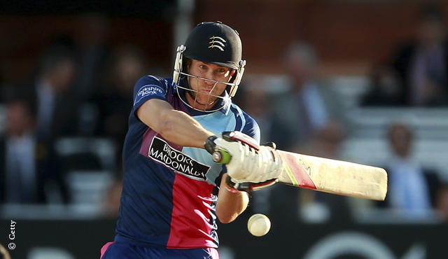 Middlesex ease to Gloucester win