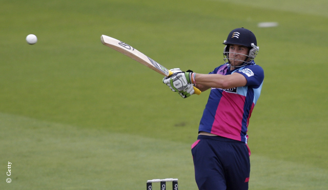 Malan opens Middlesex YB40 account