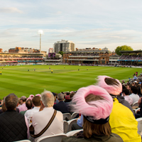 Natwest T20 Blast at Lord's