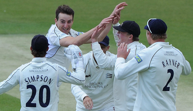 Middlesex v Sussex