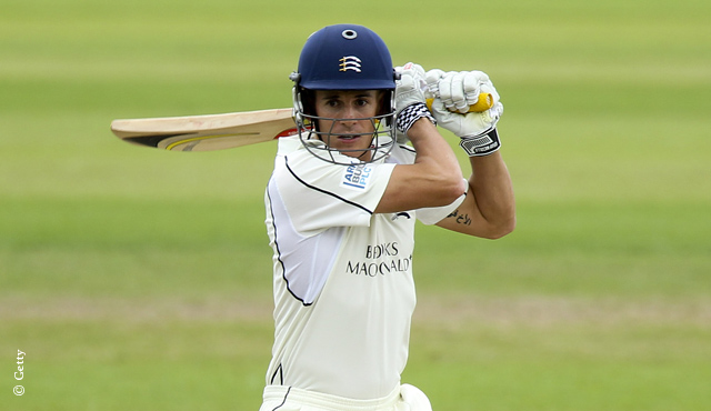 Middlesex title challenge on after Durham win