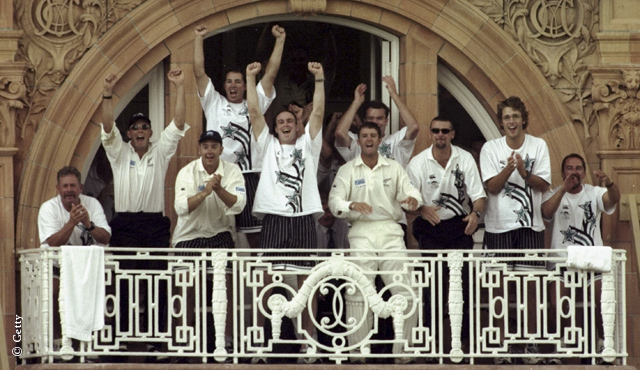 New Zealand win at Lord's: 1999