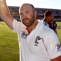 Matt Prior of England