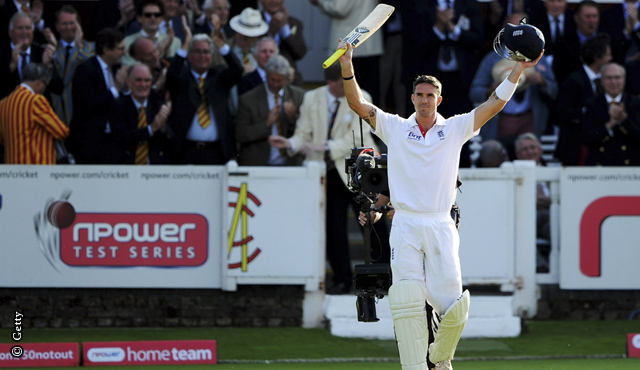Century Man: Pietersen at Lord's