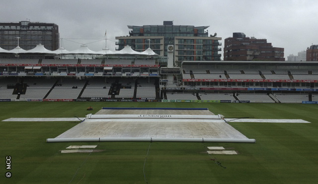 Day three washout for M'sex and Notts